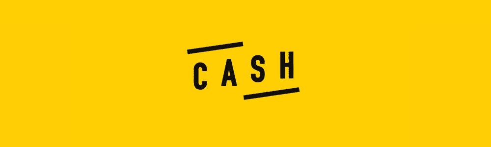 CASHのロゴ
